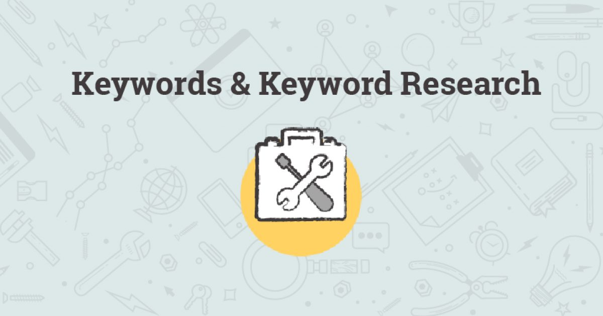 moz learn about keywords and keyword research moz