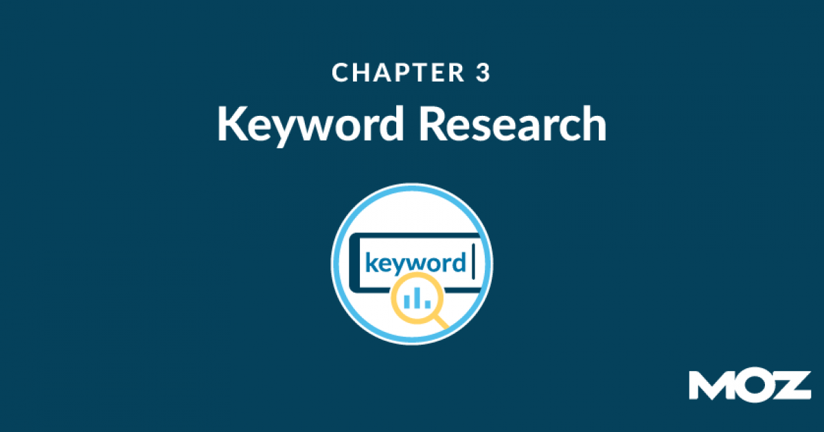 Keyword Research | The Beginner's Guide to SEO