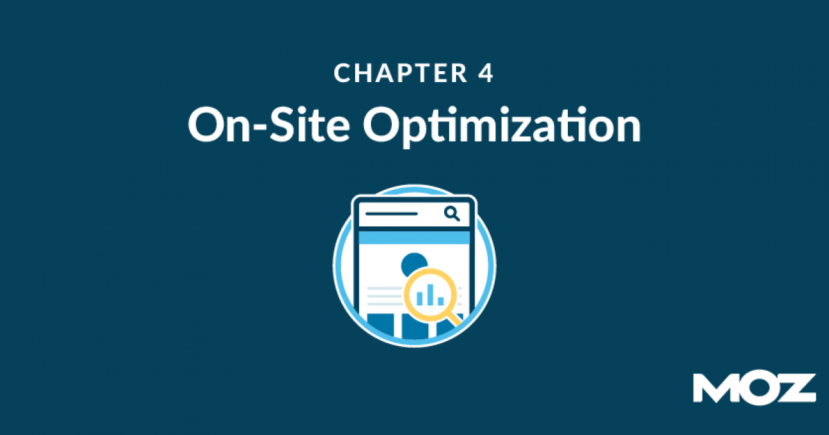 On-Page SEO | The Beginner's Guide to SEO