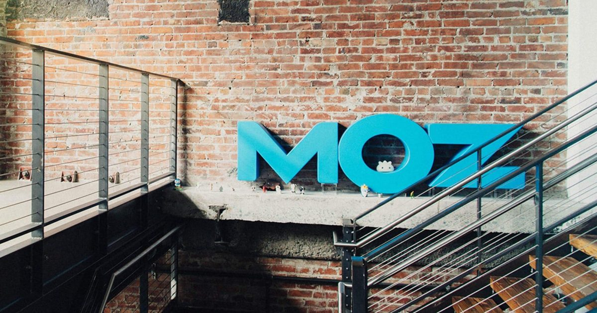 Moz - SEO Software for Smarter Marketing