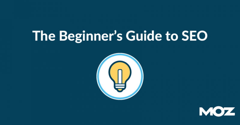 Welcome to the Beginner's Guide to SEO!
